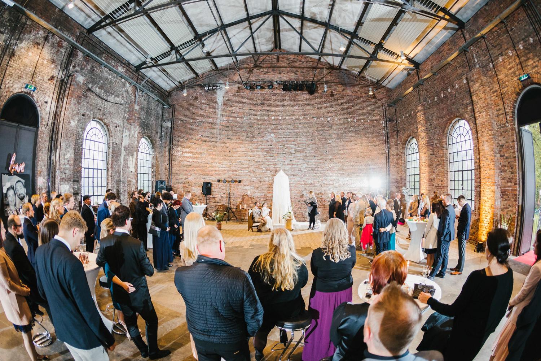 Hochzeit im Maschinenhaus Essen
