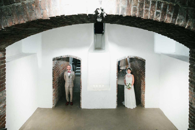Brautpaarshooting im Maschinenhaus Essen