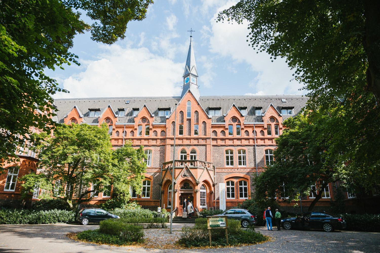 Gebäude vom Hotel MutterHaus