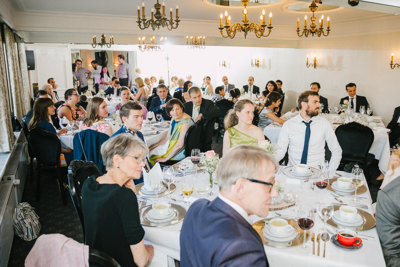 Hochzeitsfeier Haus am See