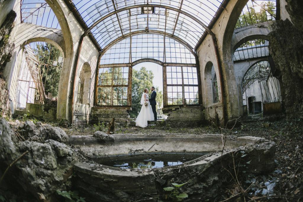 Brautpaarshootinh