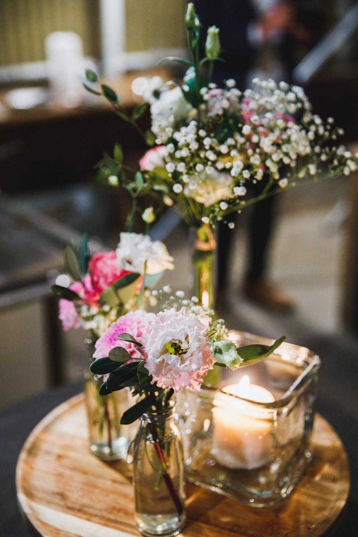 Dekoration Kerzen