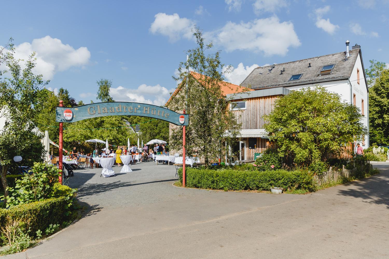 Glaadter Hütte