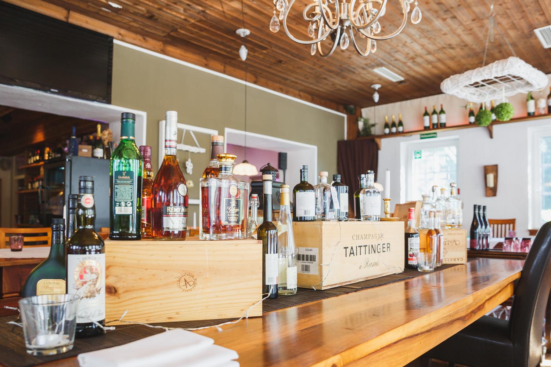 Bar Dekoration