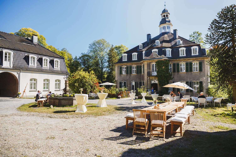 Wasserschloss Hackhausen